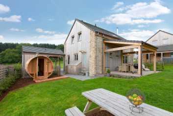 Charmant chalet de vacances 4 étoiles avec sauna à louer près de La Roche