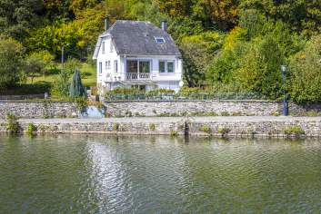 Maison de vacances pour 9 personnes avec sauna à La Roche-en-Ardenne