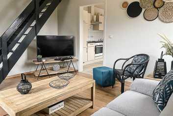Charmante maison de vacances pour 4 personnes en province de Luxembourg.