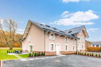 Maison de vacances alliant confort et ambiance chaleureuse à Libramont
