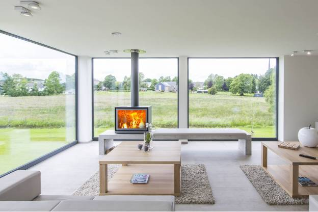 Villa de luxe avec piscine int rieure pour 15 personnes for Recherche maison avec piscine pour vacances