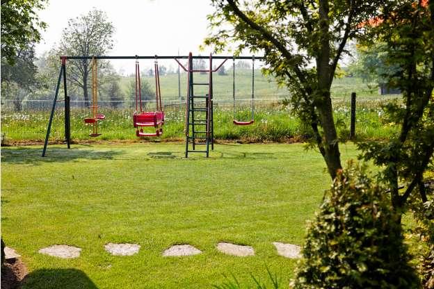 Chalet de vacances avec joli jardin pour 4 pers louer for Chalet exterieur jardin