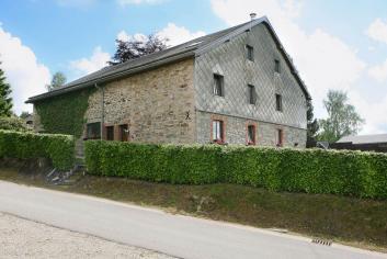 Maison de vacances 3 étoiles pour 4 personnes à Malmedy en Ardenne