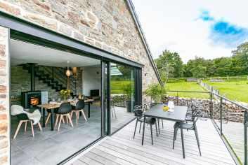 Maison de vacances cosy pour 4 personnes à louer à Manhay, en Ardenne