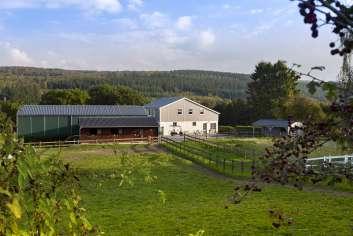 Élégant gîte à la ferme au confort 4 étoiles pour 4 personnes à Nassogne