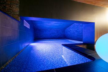 Villa de luxe pour 4 adultes uniquement avec piscine intérieure à Oteppe.