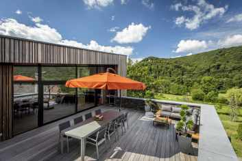 Villa de Luxe à Rendeux pour 8 personnes en Ardenne