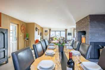 Villa de luxe pour 9 personnes près de Spa en province de Liège