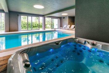 Maison de vacances à Spa pour 9 personnes en Ardenne