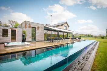 Maison de vacances 4+ étoiles pour 6 personnes à Spa, en Ardenne