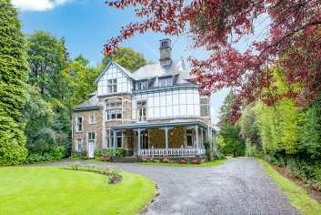 Luxueuse villa de charme pour 9 personnes à Spa