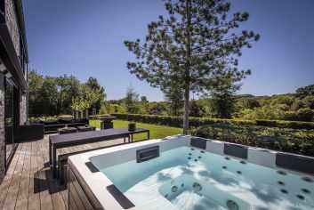 Villa de luxe pour 6 à 8 personnes à louer pour vos vacances en Ardenne