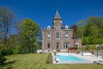 Château à Stavelot pour 8 personnes en Ardenne