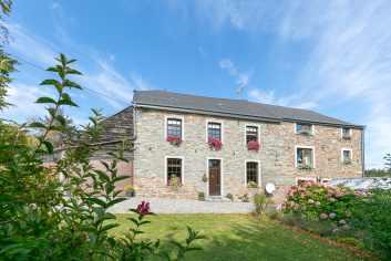 Belle maison de vacances pour 4 personnes à Vaux-sur-Sûre en Ardenne