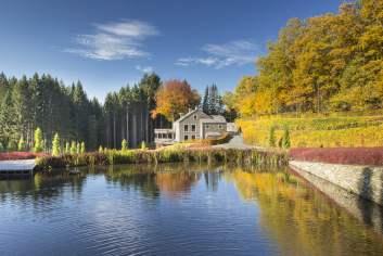 Villa de luxe bien située avec wellness pour 8 pers. à Vielsalm