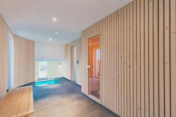 Villa de luxe à Waimes pour 9 personnes, avec piscine intérieure
