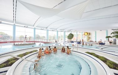 Aquacentre-Centre Aquatique à Province du Hainaut