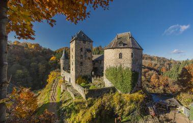 Château de Reinhardstein -Chateaux à Province de Liège