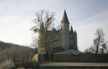 Château de Vêves-Chateaux à Province de Namur