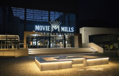 MovieMills-Cinéma à Province de Liège