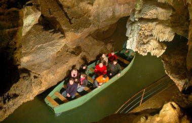 Grottes de Remouchamps-Grottes à Province de Liège