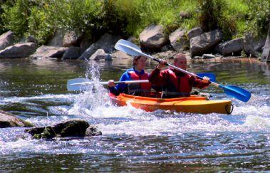 Kayak Les Remous-Kayak à Province de Liège