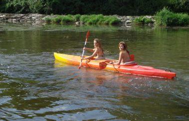 Kayaks La Vanne-Kayak à Province du Luxembourg