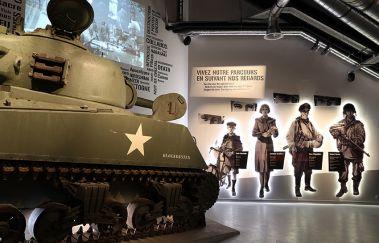 Bastogne War Museum-Musée à Province du Luxembourg