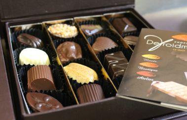 Chocolaterie Defroidmont-Musée à Province du Luxembourg