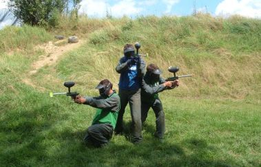 Formul'Quads: Paintball-Paint-ball à Province de Liège
