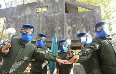 Gaume Paintball-Paint-ball à Province du Luxembourg