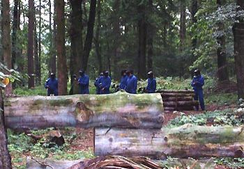 Paintball des Cheras-Paint-ball à Province du Luxembourg