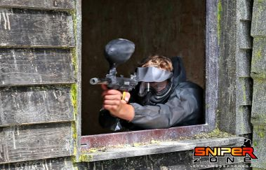 Sniper Zone Paintball-Paint-ball à Province de Liège