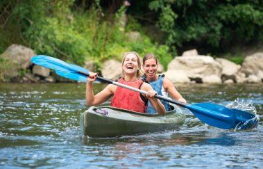 RHM BuitenSport - La Roche et Gouvy-Parcours challenge à Province du Luxembourg