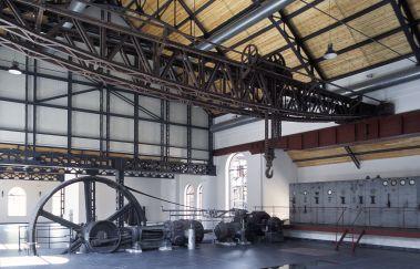 Le Bois du Cazier-Patrimoine industriel / réaffectation à Province de Hainaut