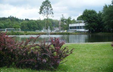 Plan d'eau de Libramont-Piscine plein air à Province du Luxembourg