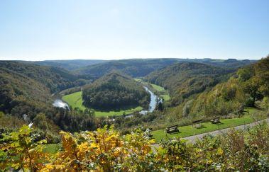 Tombeau du Géant-Point de vue à Province du Luxembourg