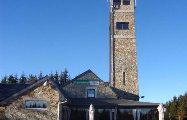 Signal de Botrange-Sites naturels à Province de Liège