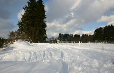 Pistes de ski du Béniké-Ski de fond à Province de Liège