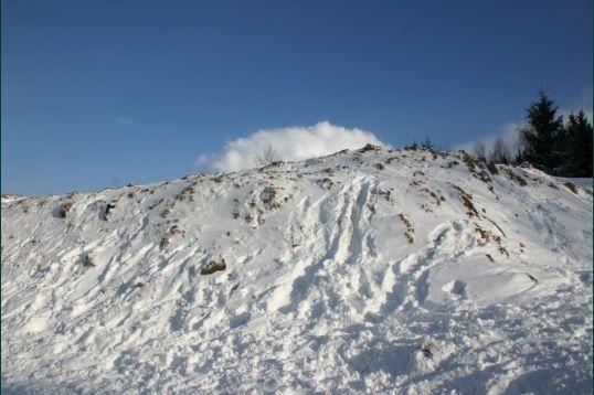 Pistes De Ski De La Baraque Fraiture A Vielsalm Ski De Fond Ardenne Belgique
