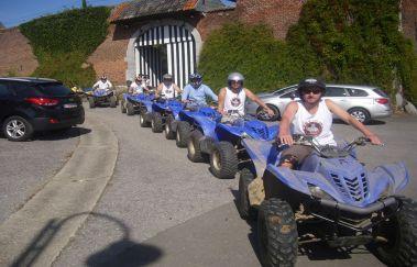 Formul'Quads-Sports Aventure à Province de Liège