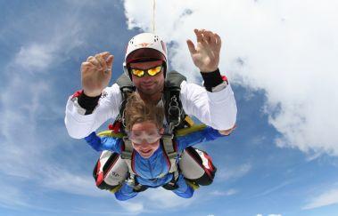 Skydive Spa-Sports aériens à Province de Liège