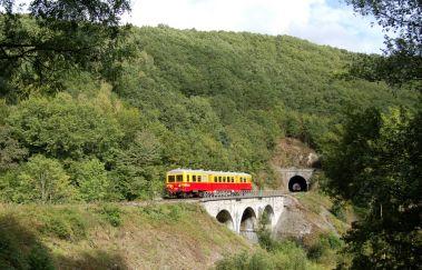 Le Chemin de Fer du Bocq-Train touristique à Province de Namur