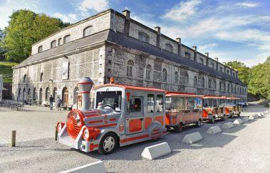 Petit Train de la Citadelle de Namur-Train touristique à Province de Namur