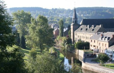 Houffalize-Ville à Province du Luxembourg