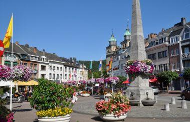 Malmedy-Ville à Province de Liège