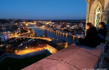Namur-Ville à Province de Namur
