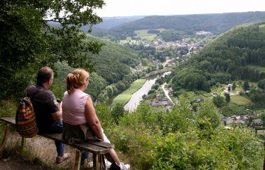 Vresse-Sur-Semois-Ville à Province de Namur