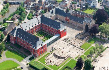 Abbaye de Stavelot-Visites - Curiosités à Province de Liège