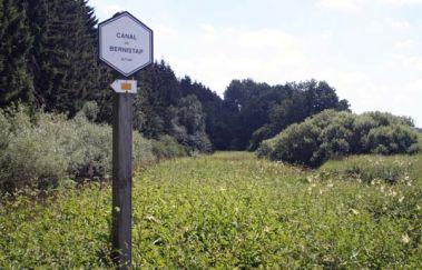 Canal de Bernistap-Visites - Curiosités à Province du Luxembourg